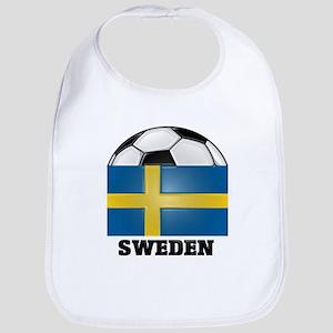 Sweden Soccer Bib