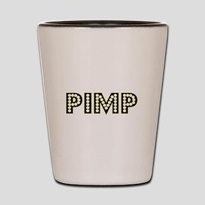 Pimp Shot Glass