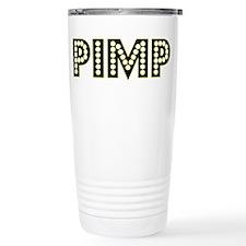 Pimp Stainless Steel Travel Mug