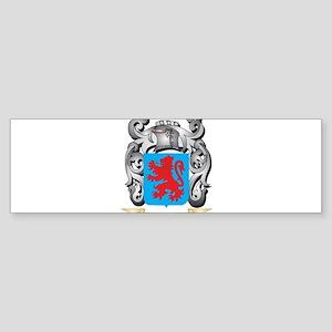 Avila Family Crest - Avila Coat of Bumper Sticker