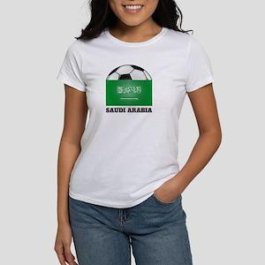 Saudi Arabia Soccer Women's T-Shirt