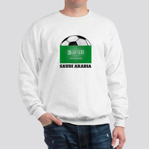 Saudi Arabia Soccer Sweatshirt