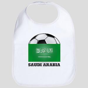 Saudi Arabia Soccer Bib