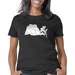 JtreeandIntersectionRock2_ Women's Classic T-Shirt