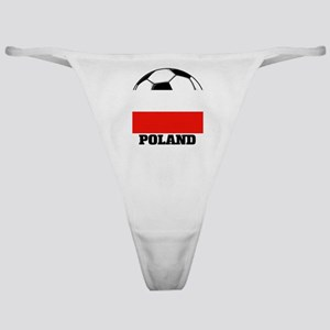 Poland Soccer Classic Thong