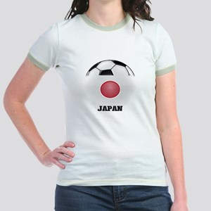 Japan Soccer Jr. Ringer T-Shirt