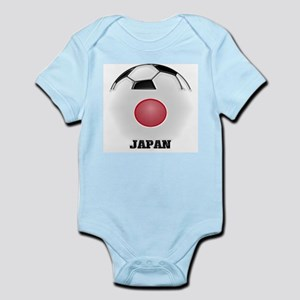 Japan Soccer Infant Creeper