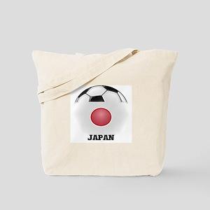 Japan Soccer Tote Bag