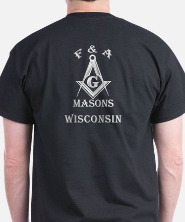 Wisconsin Free Masons T-Shirt