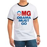 OMG: Obama Must Go Ringer T