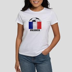 France Soccer Women's T-Shirt