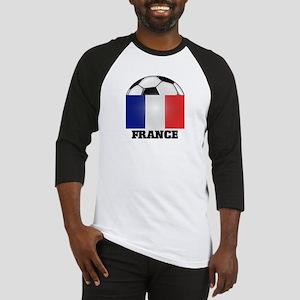 France Soccer Baseball Jersey