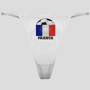 France Soccer Classic Thong