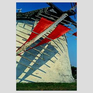 Windmill Erdeven Morbihan France