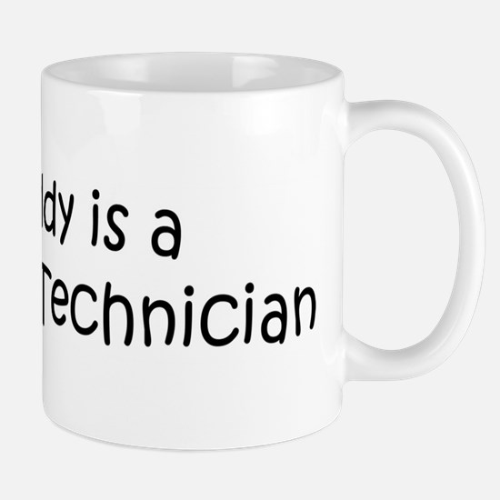 Daddy: Pharmacy Technician Mug