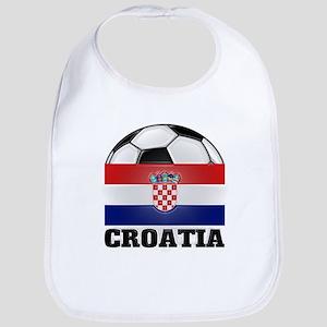 Croatia Soccer Bib