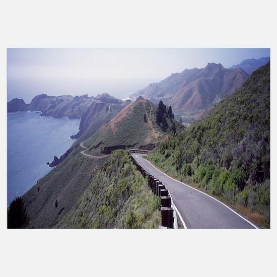 Coast Road Marin County CA