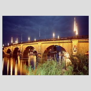 Arizona, Lake Havasu City, Christmas London Bridge