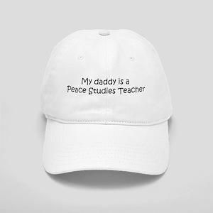 Daddy: Peace Studies Teacher Cap