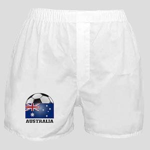 Australia Soccer Boxer Shorts
