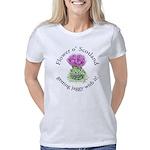 Jaggy Thistle Women's Classic T-Shirt
