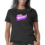 slut2_blk Women's Classic T-Shirt