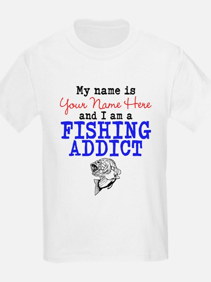 Fishing Addict T-Shirt