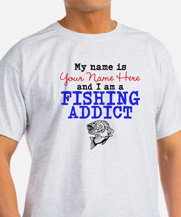 Fishing Addict T-Shirt