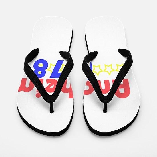 Anaheim Flip Flops