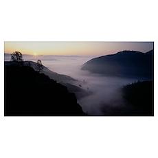 California, Pinnacles National Monument Poster
