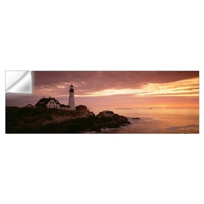 Portland Head Lighthouse Cape Elizabeth ME Wall Decal