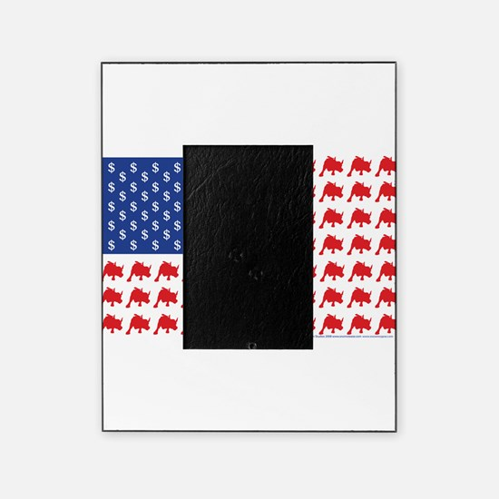 Bull-Flag.png Picture Frame