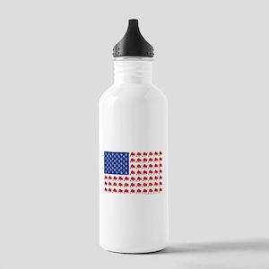 Bull-Flag Water Bottle