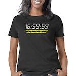 """""""16:59:59"""" Women's Classic T-Shirt"""