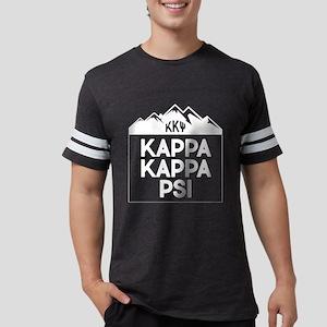 KKP Mountains Mens Football T-Shirts