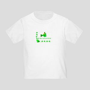 Love guppies Logo Toddler T-Shirt
