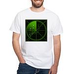 Radar1 White T-Shirt