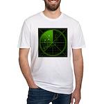 Radar1 Fitted T-Shirt