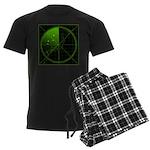 Radar1 Men's Dark Pajamas