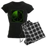 Radar1 Women's Dark Pajamas