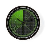 Radar1 Wall Clock