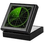 Radar1 Keepsake Box