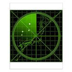 Radar1 Small Poster