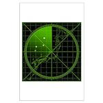 Radar1 Large Poster
