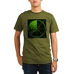 Radar1 Organic Men's T-Shirt (dark)
