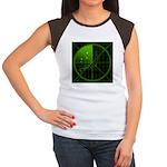 Radar1 Women's Cap Sleeve T-Shirt