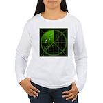 Radar1 Women's Long Sleeve T-Shirt
