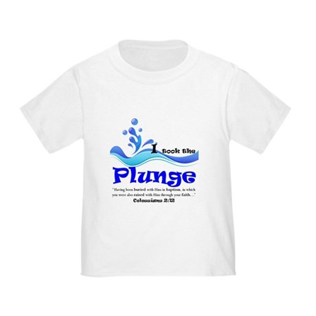 I took the Plunge T-Shirt