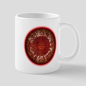 Mayan Calander Sun Mug