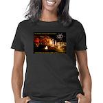 FSM_Ryans_house_w_FSM_shir Women's Classic T-Shirt